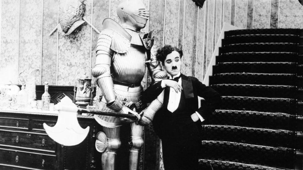 Снимка на Чарли Чаплин