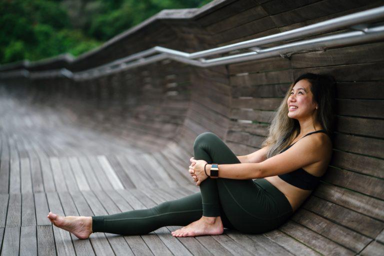 снимка на мотивирана жена