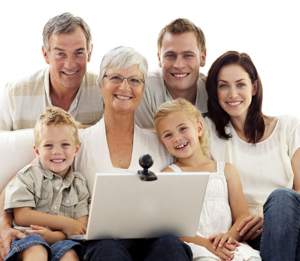 семейство - за аудио притчите